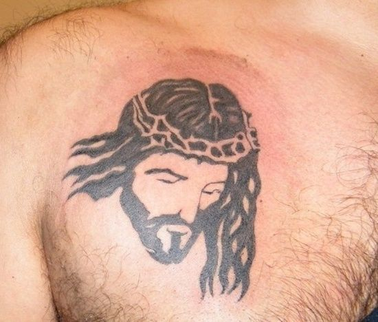 Jesus tattoo designs the simple jesus tattoo designs and for Simple tattoos with meaning