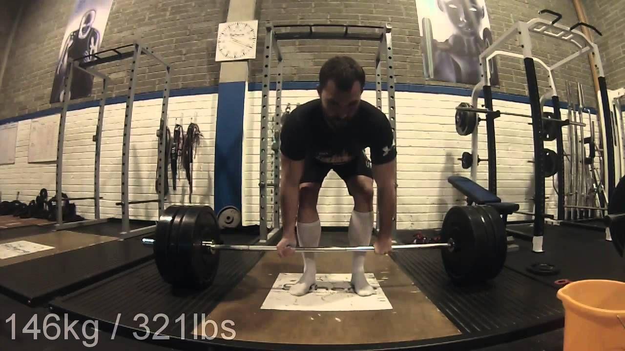 Jim Wendler 5/3/1 Drink & 150kg 330lbs Deadlift | Videos for