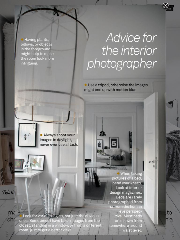 Advice for the interior photographer photography tips your home reenshot also rh pinterest