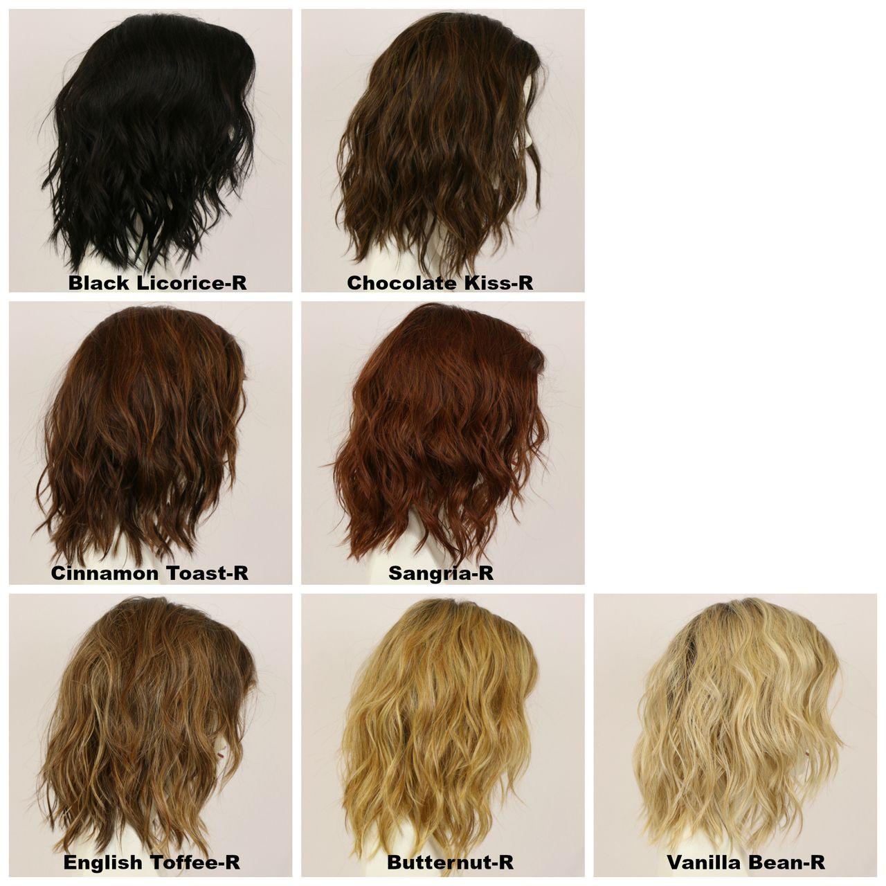 Julia LF w/Roots (medium wig) - Godivas Secret®