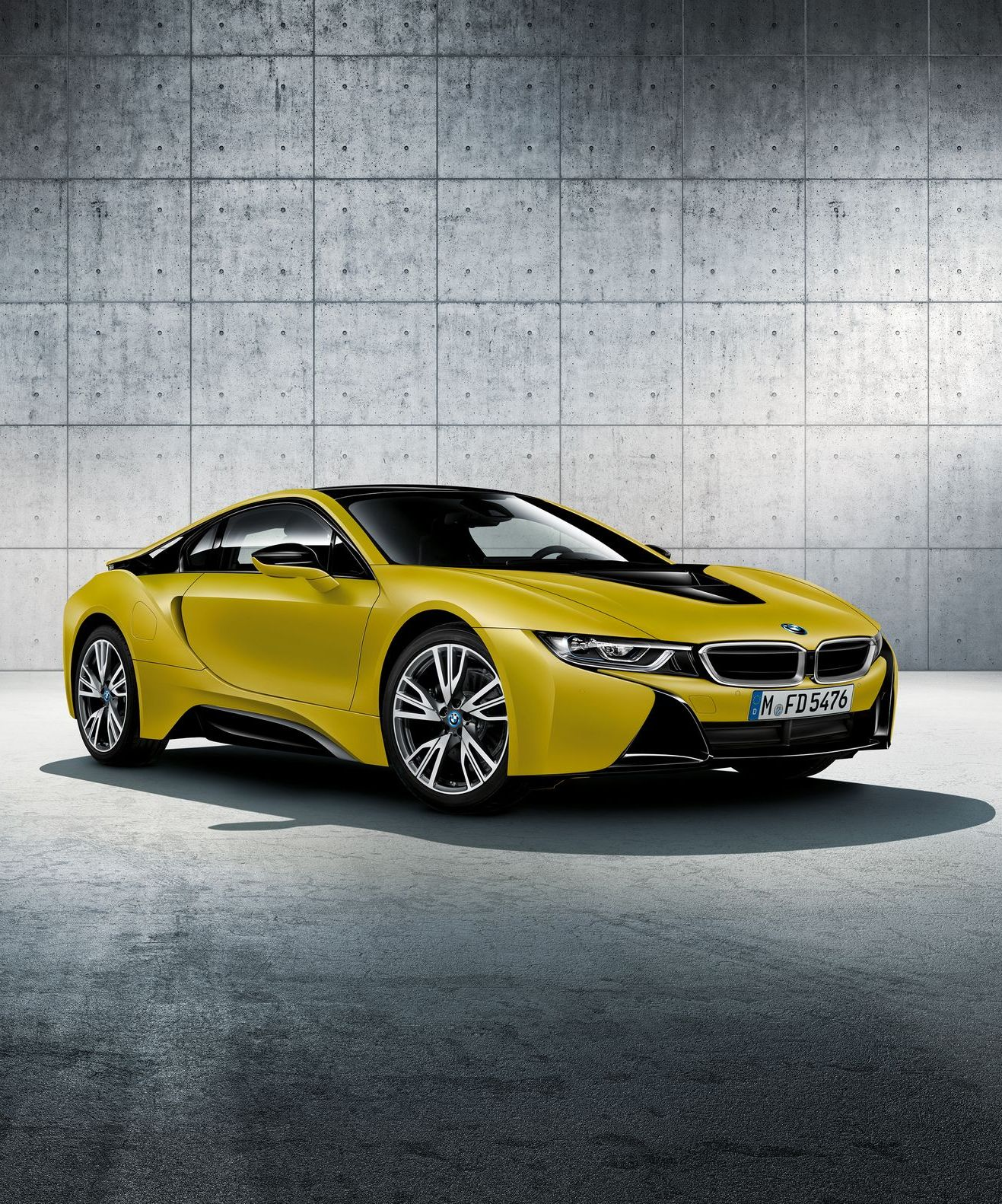 Bmw I8 Protonic Frozen Edition - The MAN