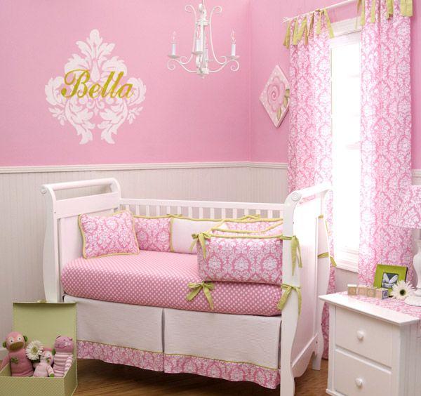Cool Baby Nursery Design Ideas: Cool Nursery Room Designs For Little Lovely Cuties