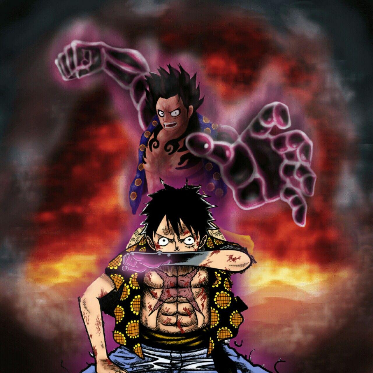 Luffy Gear 4 Luffy Gear 4 Luffy Gear One Piece Luffy