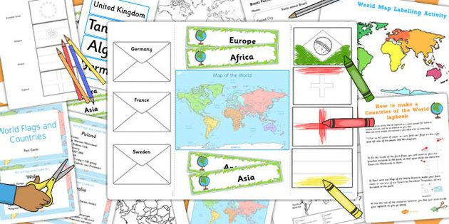 Countries of the world lapbook creation pack platinum on twinkl countries of the world lapbook creation pack platinum on twinkl gumiabroncs Gallery