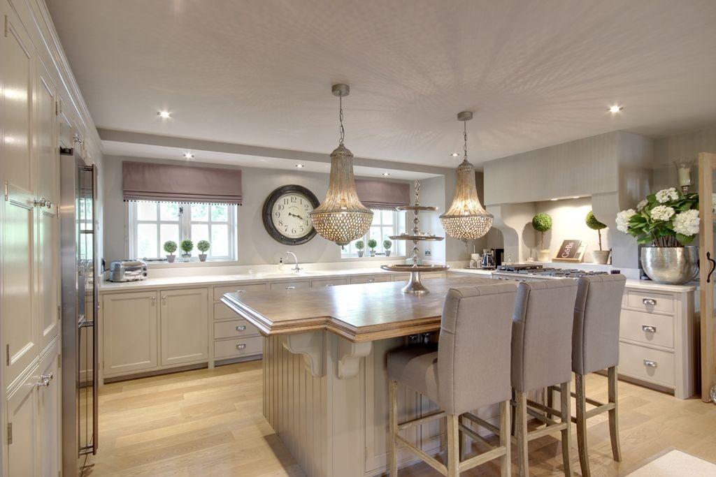 French Grey Dark!   Grey painted kitchen, Home kitchens ...