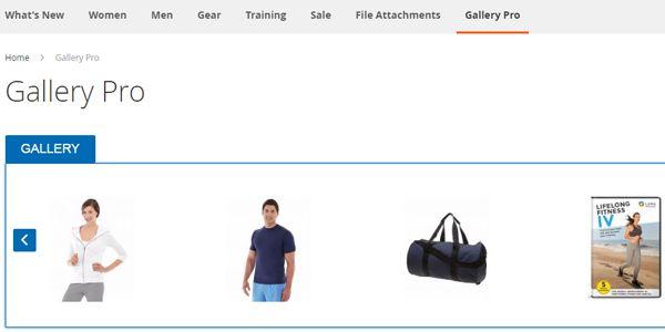 Magento 2 Extensie, fotogalerij, voordelen en mogelijkheden