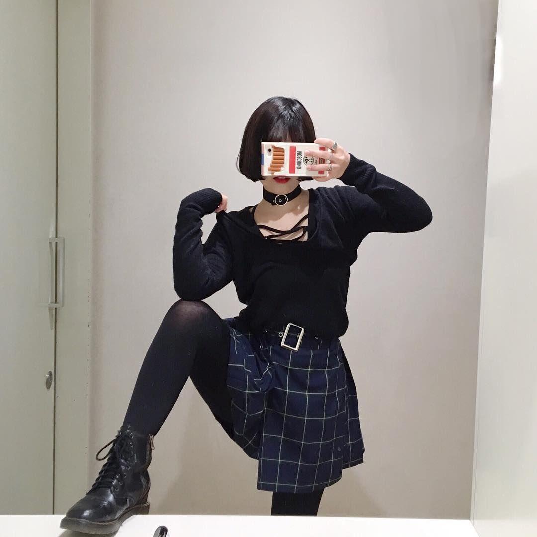 korean fashion  Tumblr #KoreanFashion #KStyle #Korean #Korea