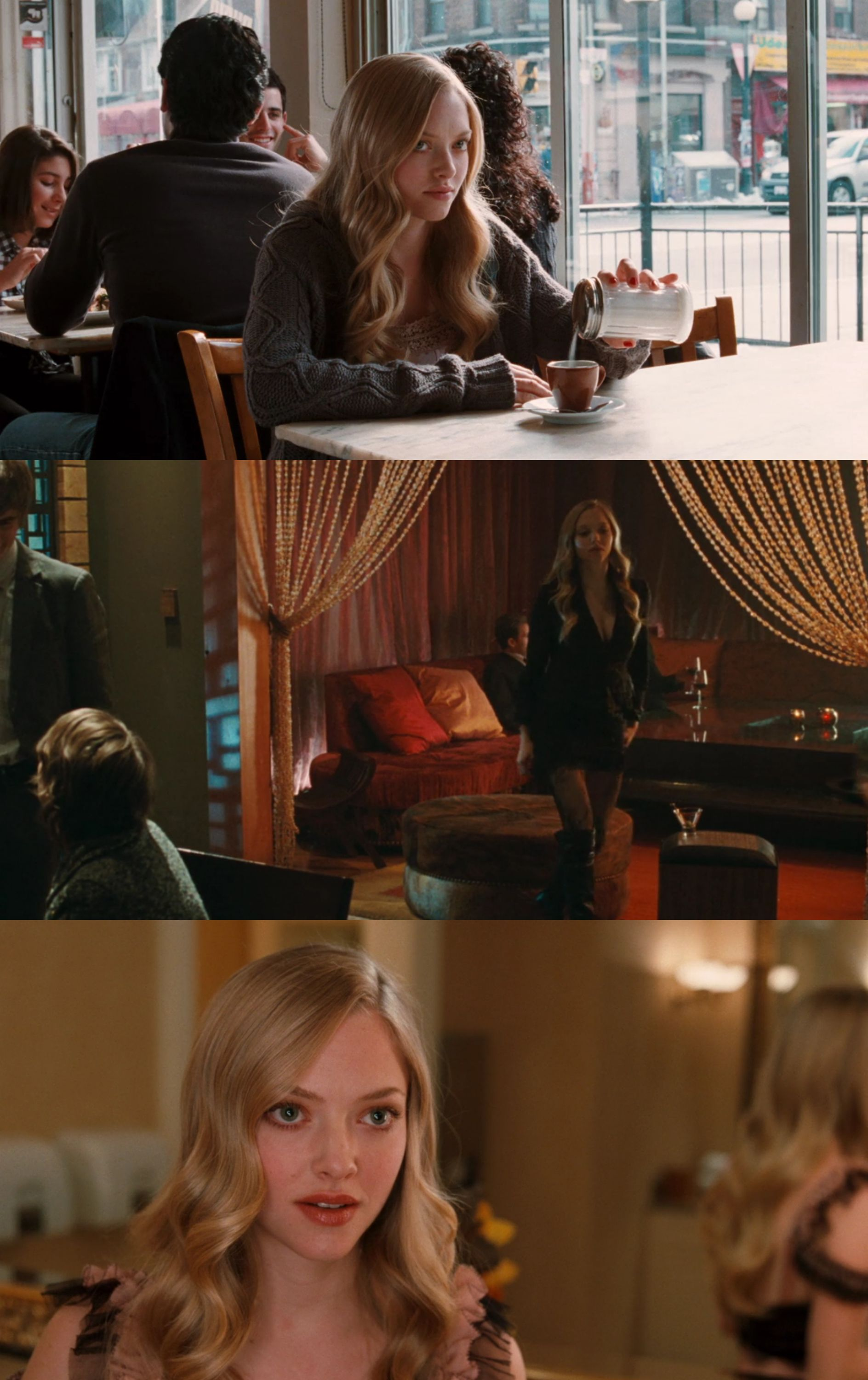 Amanda Seyfried Chloe Scene amanda seyfried, 'chloe' (2009) | amanda seyfried movies