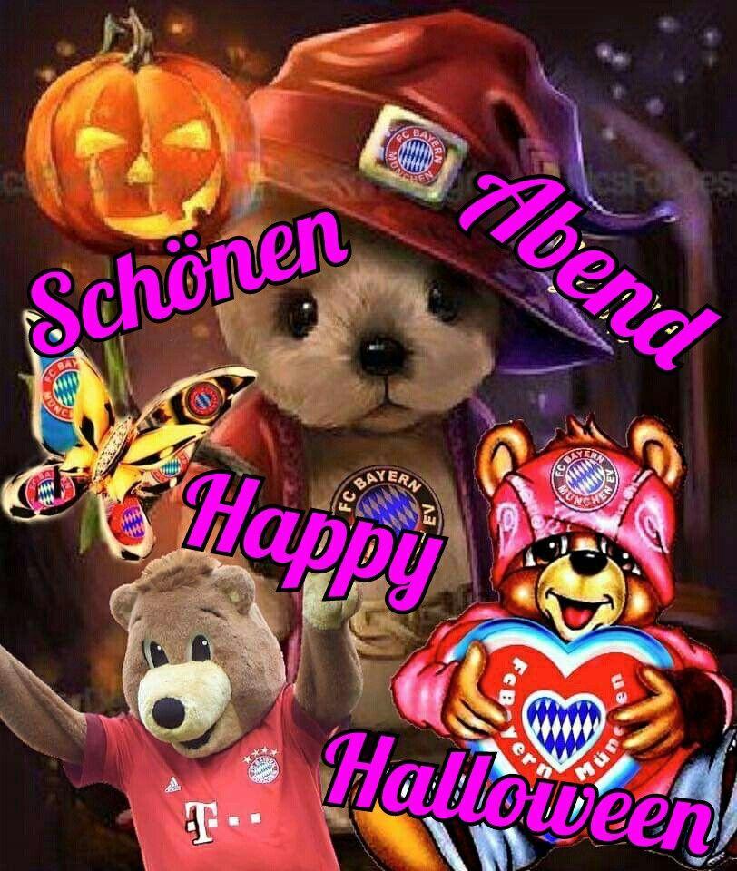 Pin auf Bayern Happy Halloween