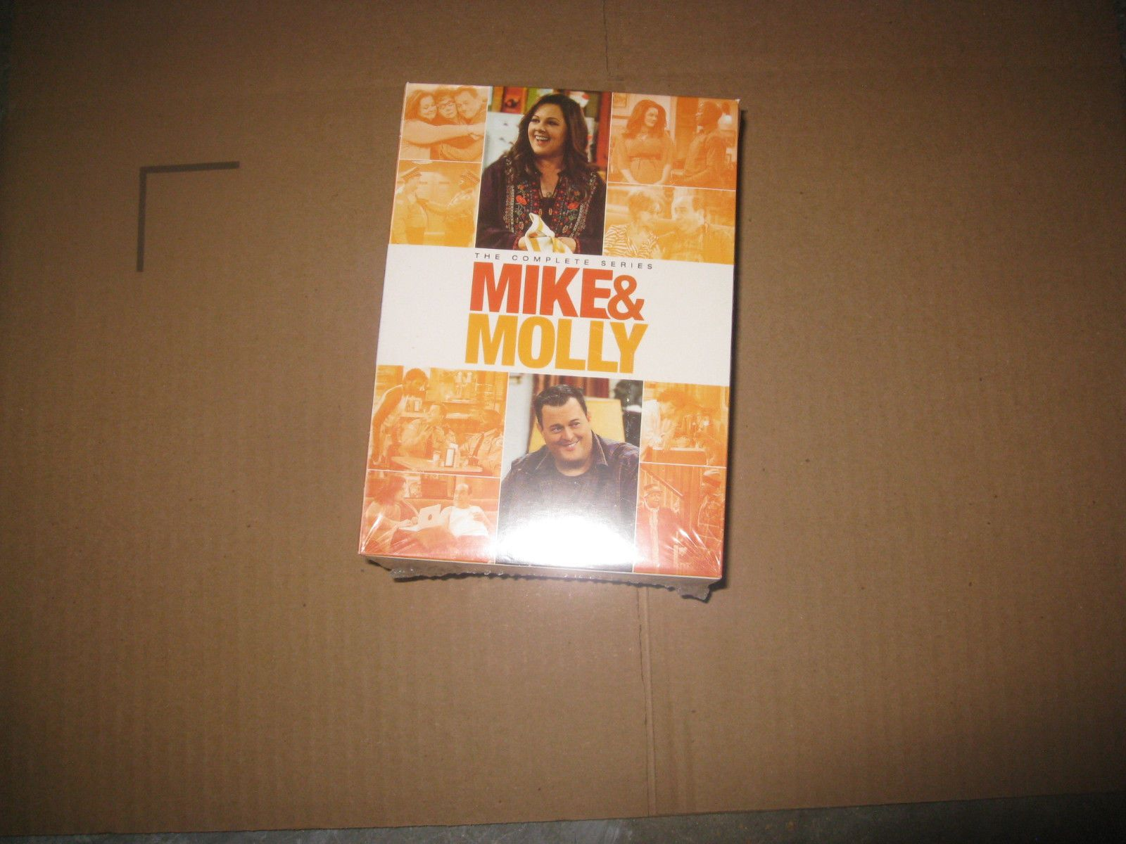 Mike and Molly The Complete Series Seasons 1-6 (DVD 2016) Free Shipping https://t.co/jB4q8msgtZ https://t.co/BmmukhdXHF