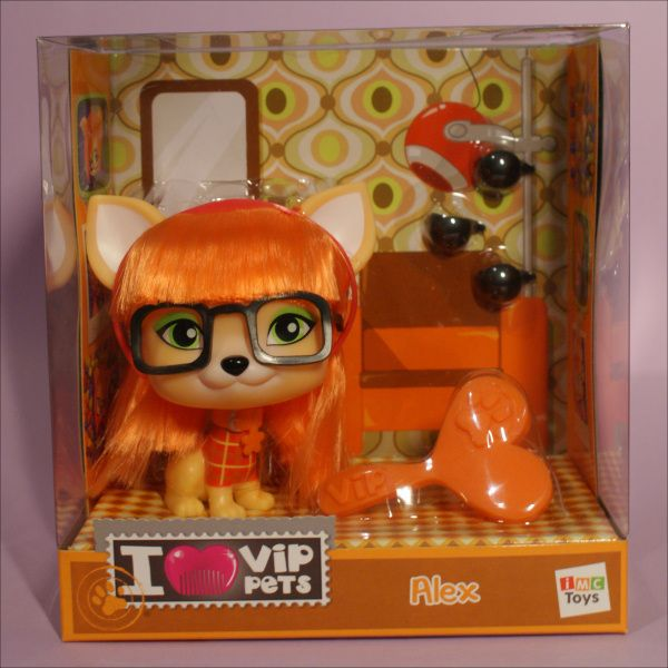 I Love Vip Pets Pets Dolly World Toy Store