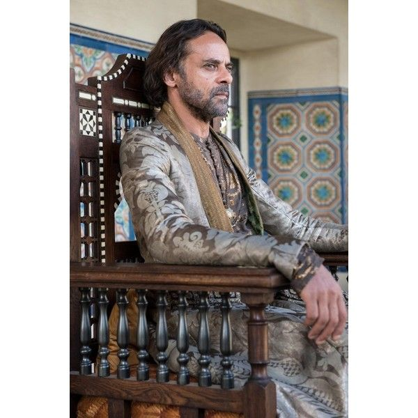 Dr. Bashir, I Presume? New Photo Of Alexander Siddig From Game Of.  Dr Bashir I Presume
