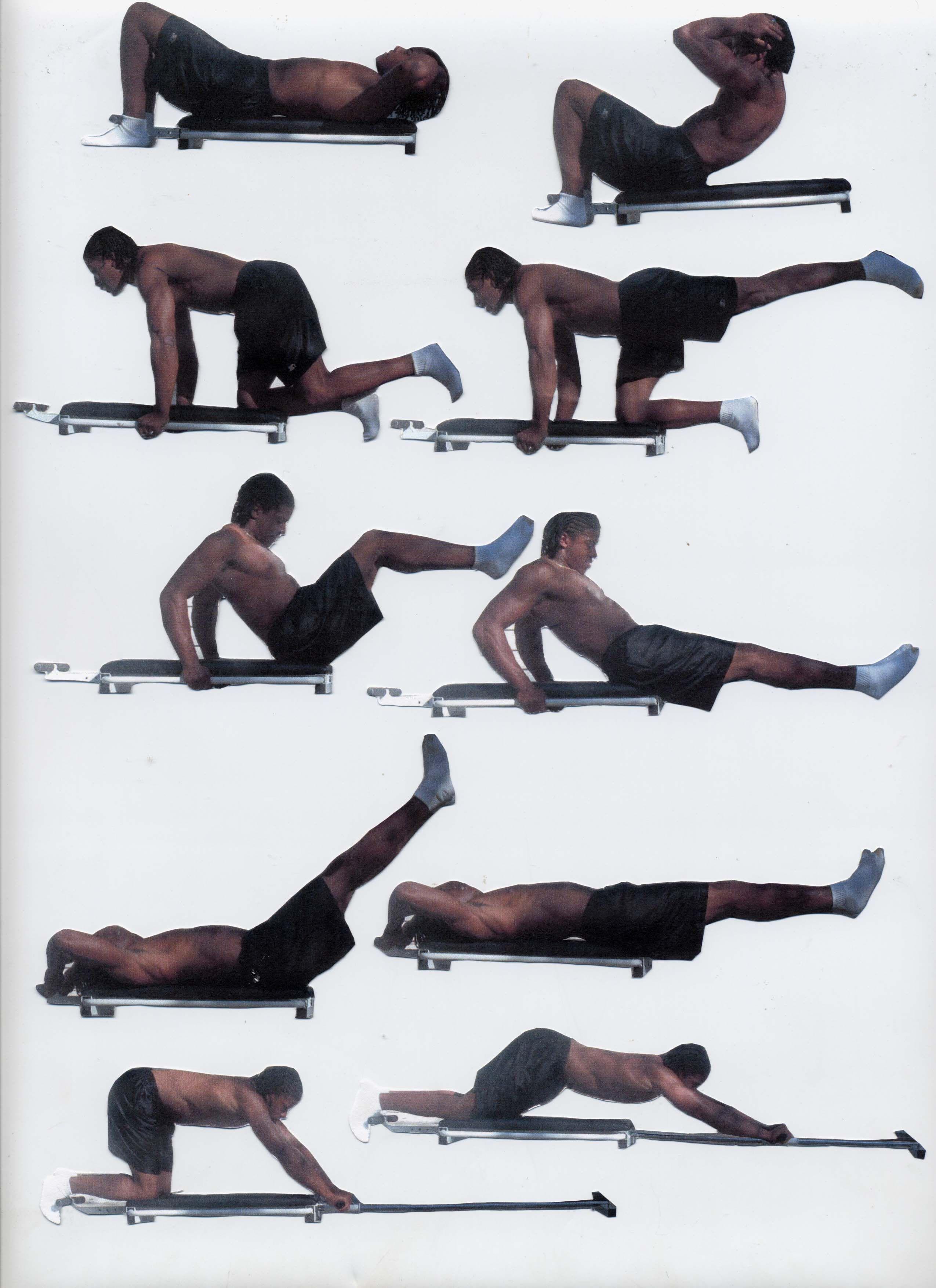 фото с упражнениями убрать живот и бока поэтому можно