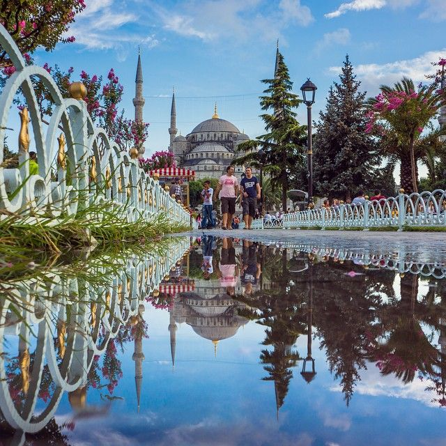 "@kyrenian's photo: ""Sultanahmet, Istanbul Photo by dear @abulfadhl  Check his feed for more"""