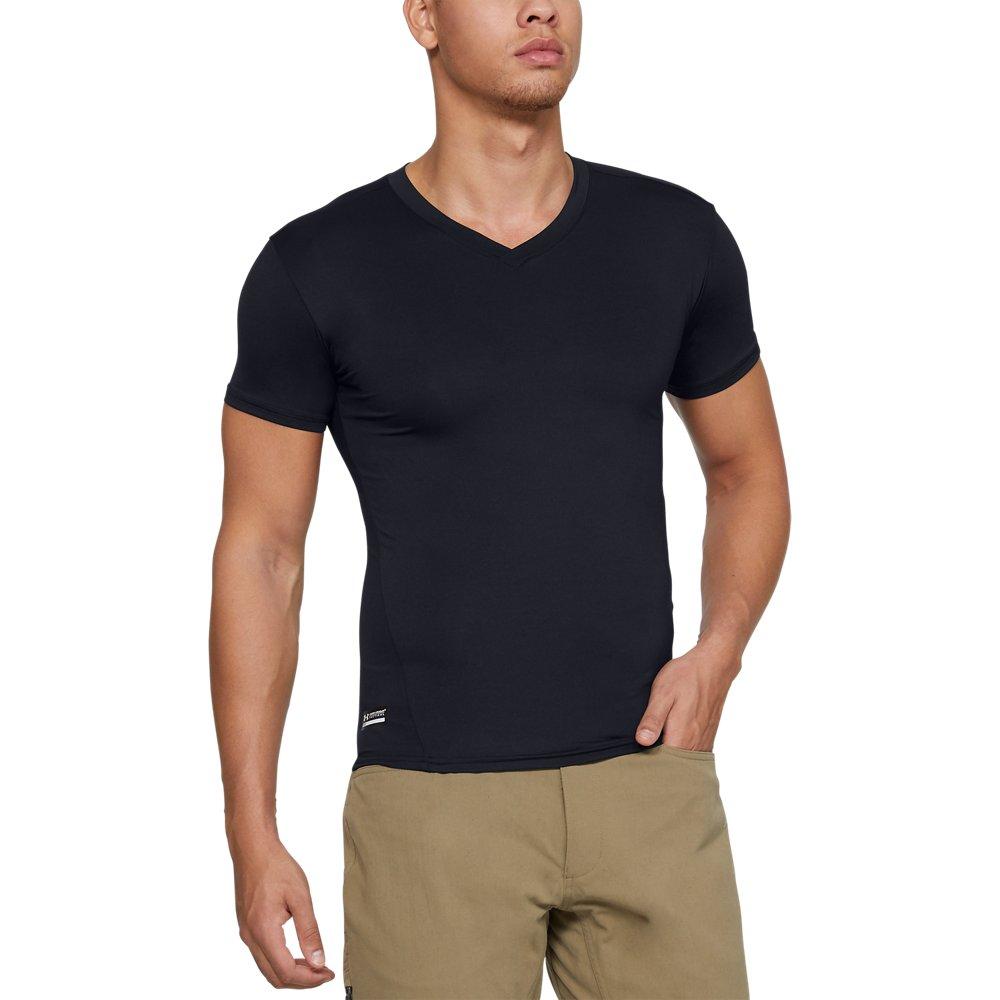 099f4437cd Under Armour Men's Tactical HeatGear Compression V Neck T Shirt in ...