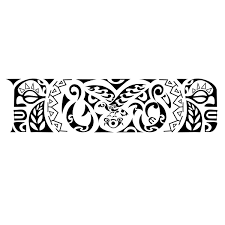 Plantillas Brazaletes Maories Buscar Con Google Tattos Tattoos