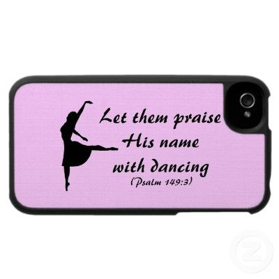 c6350feb3d Praise Him With Dancing (Psalms 149 3) iPhone Case by RoamingRosie I WANT