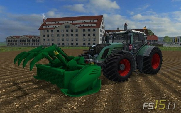 Plaisance BF 700 v 1 0 - Implements and tools - ETS 2 mods