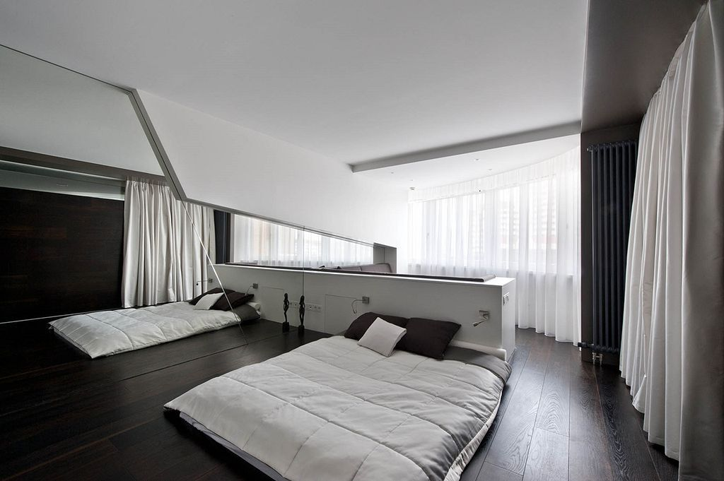 Room 67 Futuristic Bedroom Interior Ideas