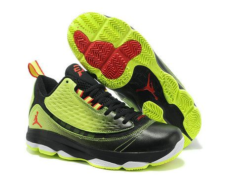 776ccac9fb94 Jordan CP3 6 AE Black Volt Fire Red Shoes are popular and fashionable. Buy  cheap jordan cp3 6 shoes online store now!