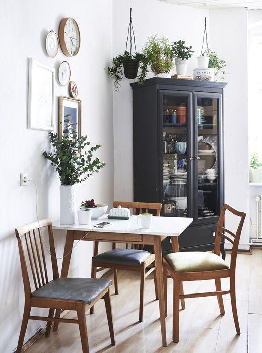 Un tavolo spazioso permette di fare colazione tutti insieme - IKEA ...