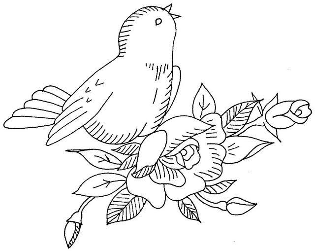 577 Laura Wheeler Design B Pinterest Bird Embroidery And Patterns