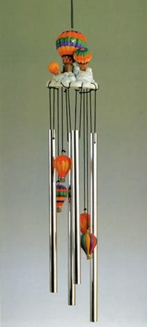 Hot Air Balloon Wind Chimes Wind Wispering Pinterest Hot Air