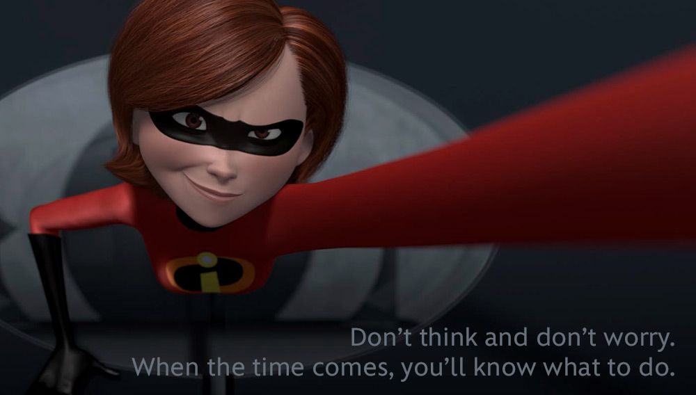 The Incredibles Syndrome Quotes