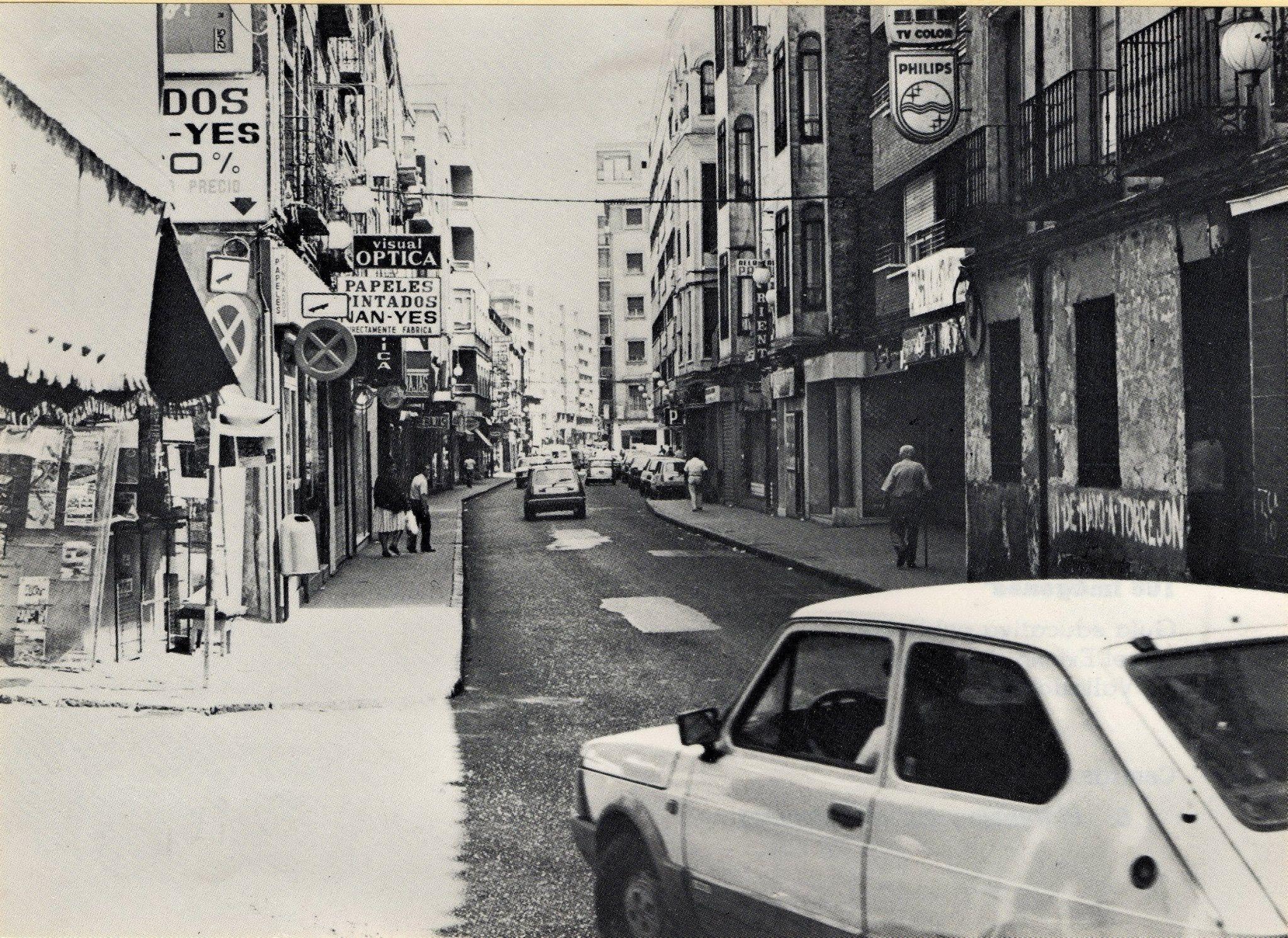 calle Mantería