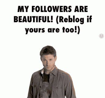 "Supernatural Fandom on Twitter: ""Thanks for following. You guys are awesome!! #Supernatural #AlwaysKeepFighting https://t.co/DybSv36Hp6"""
