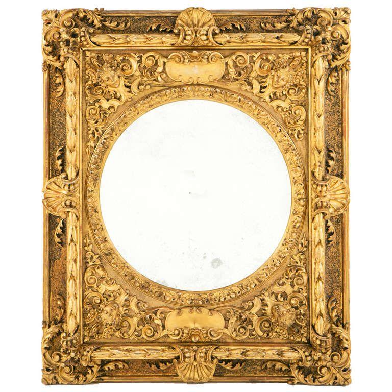 Italian Frame / Mirror | mirrors, frames,... | Pinterest | Frame ...