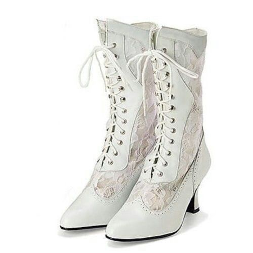 Steampunk Boots, Victorian Boots