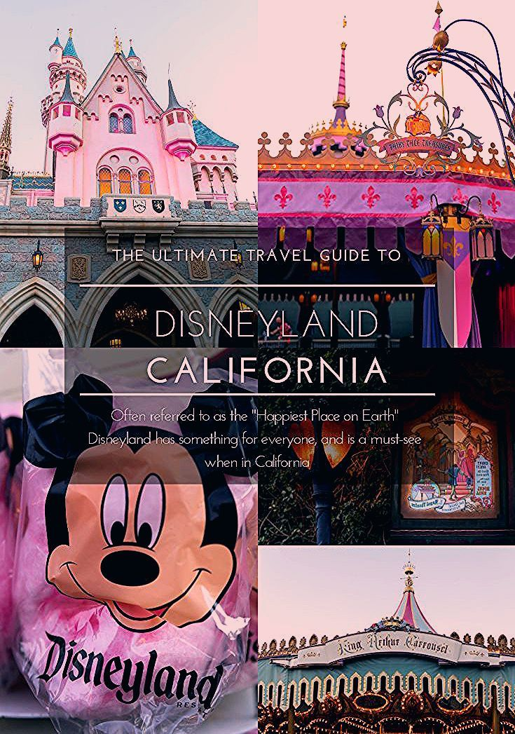 Photo of Disneyland: The Official Travel Guide + Insider Advice – Annie Fairfax