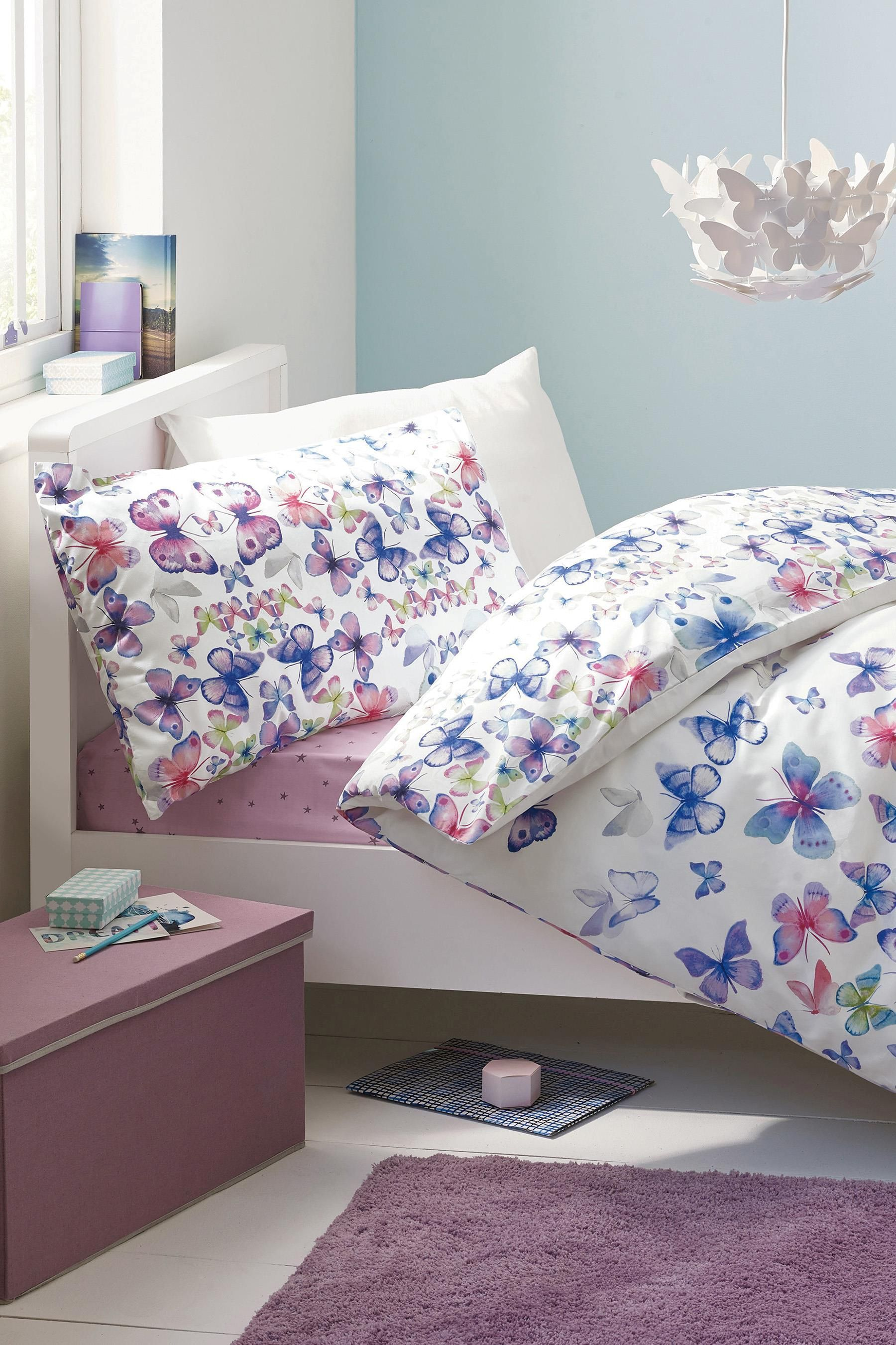 Buy Sofia Butterfly Bed Set From The Next Uk Online Shop