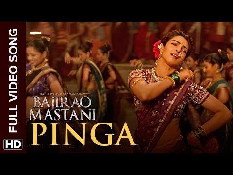 Pinga Full Video Song | Bajirao Mastani - YouTube