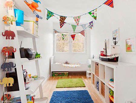 S per ideas deco para habitaciones infantiles peque as infantil pinterest habitaciones - Deco habitaciones infantiles ...