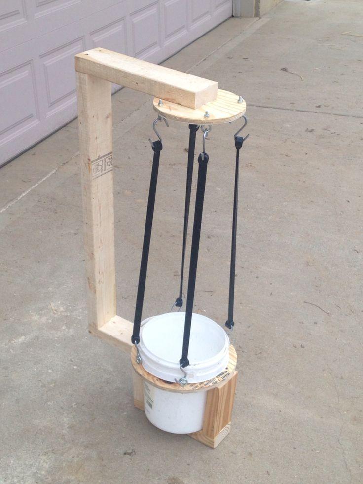 A Homemade Rack Trap I Made