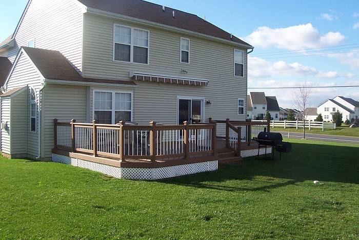 Trex+Decking | Trex Decks, Trex Deck Builders, Pictures of Trex ...