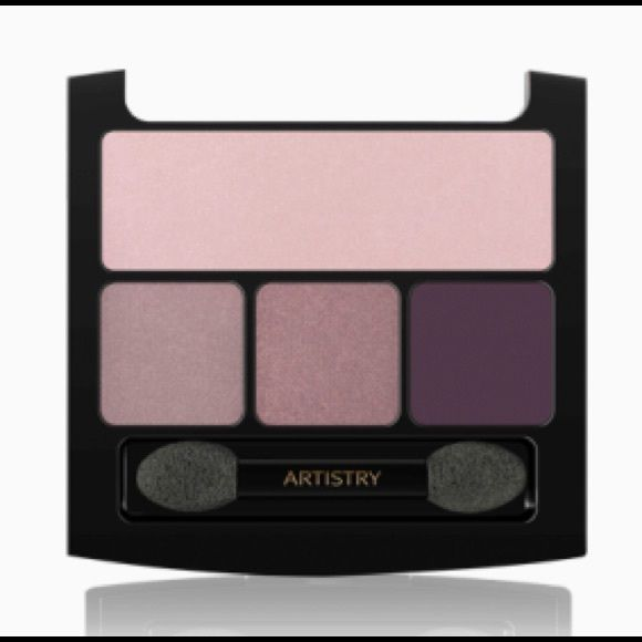 HOST PICK✨ARTISTRY Signature Eyeshadow / Plumberry HOST PICK! ARTISTRY Signature Eyeshadow Quad Color: Plumberry BRAND NEW - no applicator  ARTISTRY Signature Color Eyeshadow Quad formulas provide you w/ a smooth, creamy, lightweight formula & multi-dimensional finishes w/ a crease resistant, long-lasting finish.  The 1st image is the stock pic from online to show the true colors. The rest of the pics I took of the actual product. Please refer to the 1st image for color matching.  Bundle…