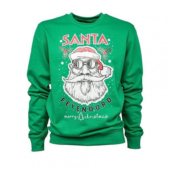 Kersttrui Feyenoord.Feyenoord Kersttrui Santa Officiele Feyenoord Fanshop Christmas