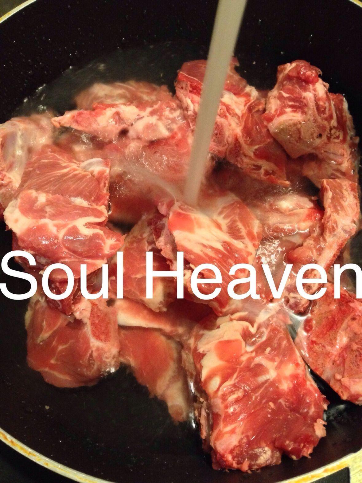 Cook Neck Bones Full Of Soul Recipe In 2021 Beef Neck Bones Recipe Pork Neck Bones Recipe Soul Food
