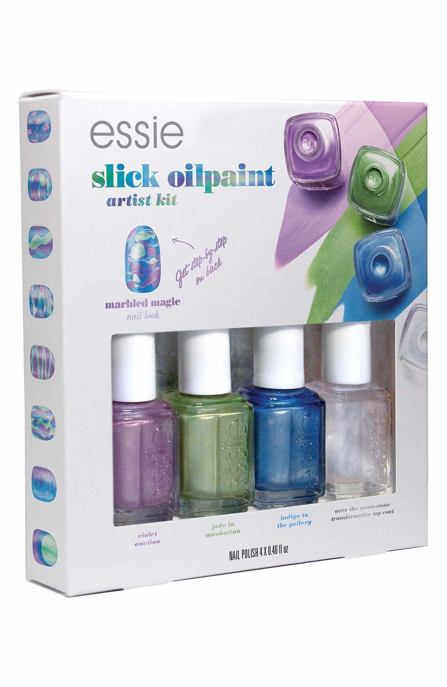 Slick Oil Paint\' Mini Four-Pack   Oil, Minis and Bottle