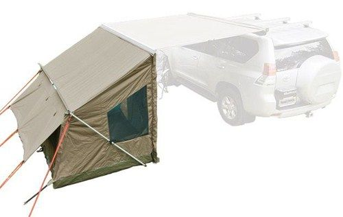 Tagalong Tent For Rhino Rack Foxwing Or Sunseeker Ii Awning 296 Cu Ft Rhino Rack Accessories And Parts Rv5t Tent Family Tent Camping Tent Glamping