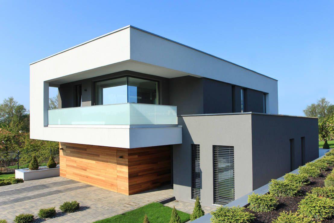 Haus mit optischer Täuschung | Moderne häuser, Zeichnen und Architektur