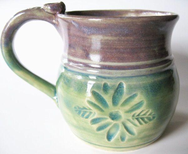 Copper Blue pots