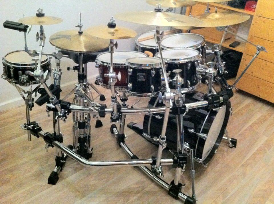 coolest rack designs ever - Page 27 | Drums | Pinterest ...