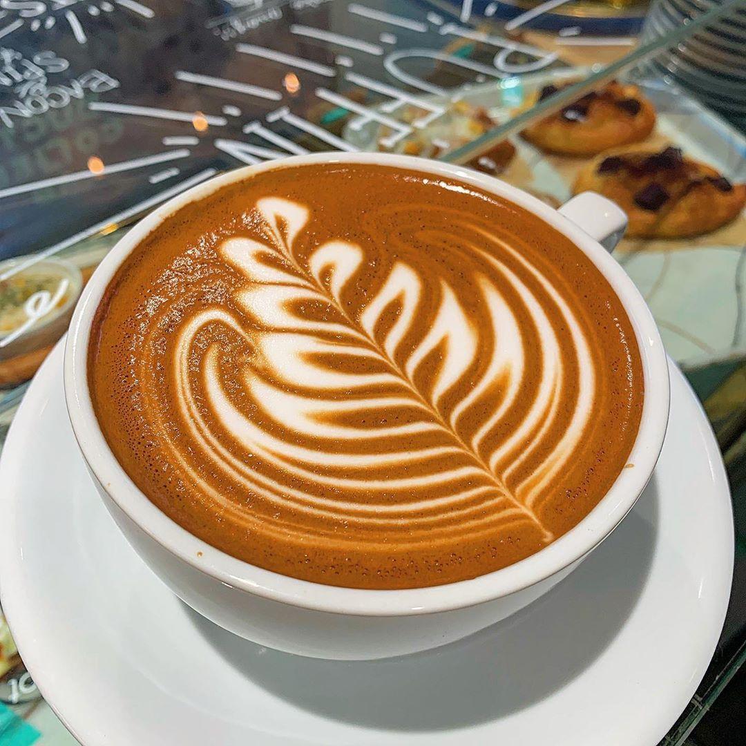 .Slow Leaf 12oz..#ductcoffeelab