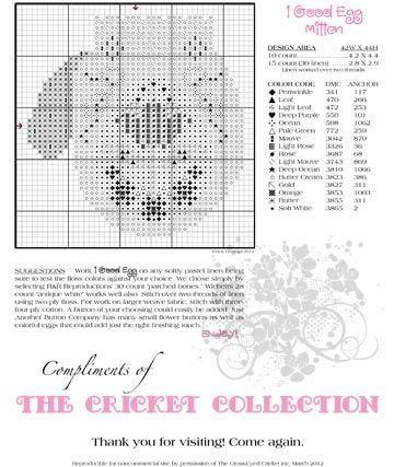 The Cricket Collection Our Gift To You Cross Stitch Patterns Christmas Winter Cross Stitch Cross Stitch