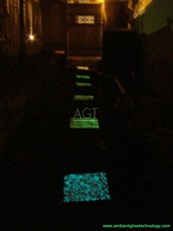 Ambient Glow Technology You Can Add In The Dark Stones