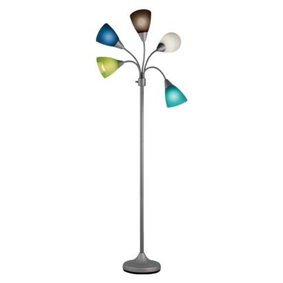 Room Essentials 5 Head Floor Lamp